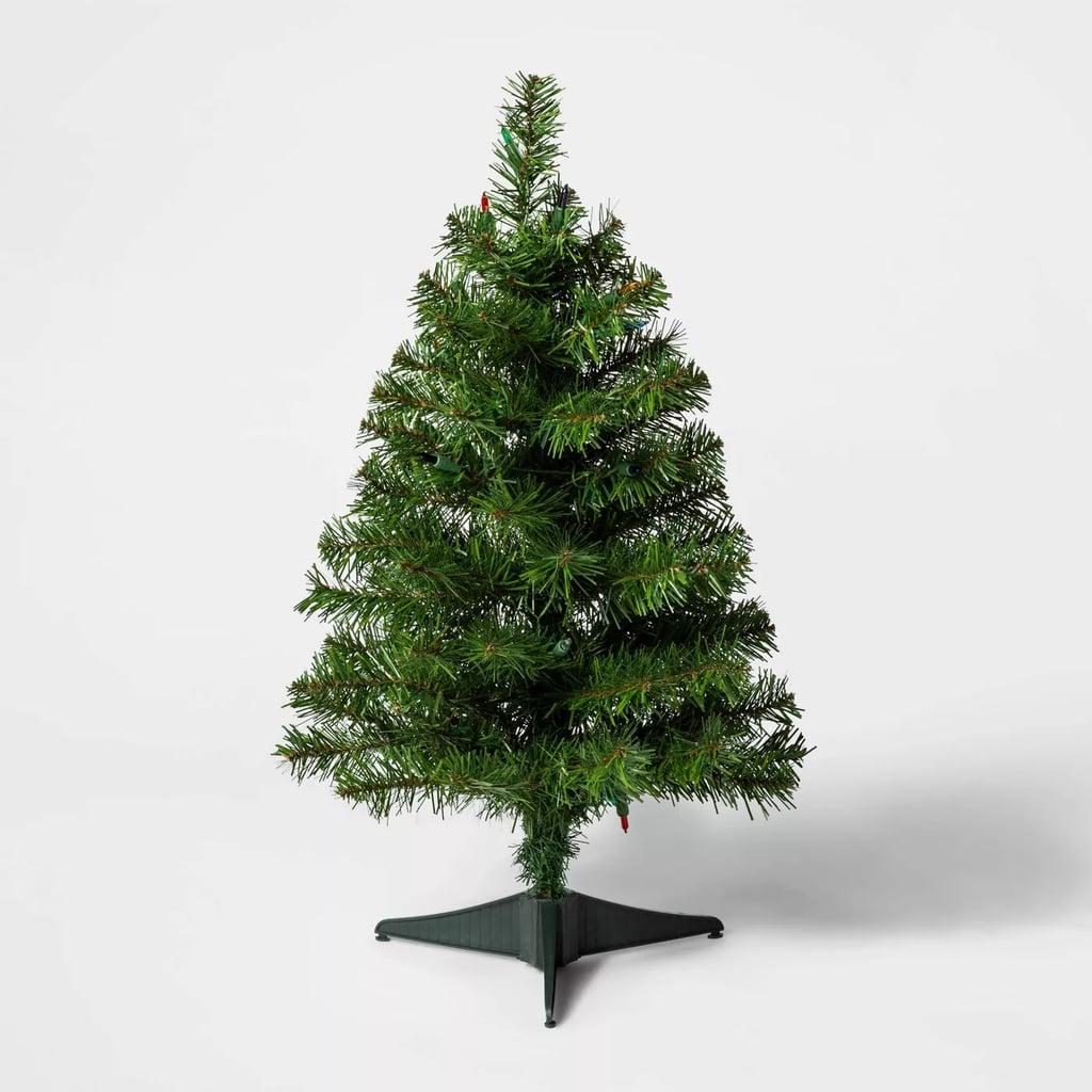 Mini kunstkerstbomen